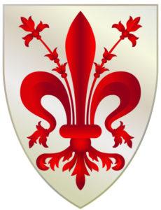 тоскана герб флоренции