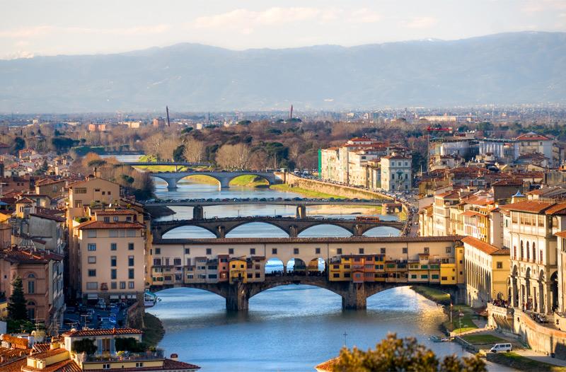 Самостоятельное путешествие по Италии