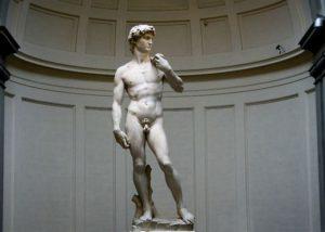 давид микелланджело музей академии флоренция
