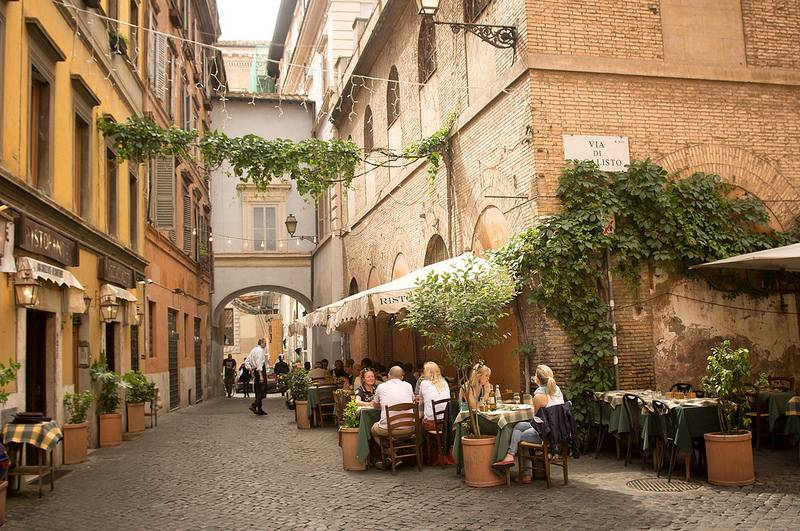 trastevere_roma. Roma. Italy