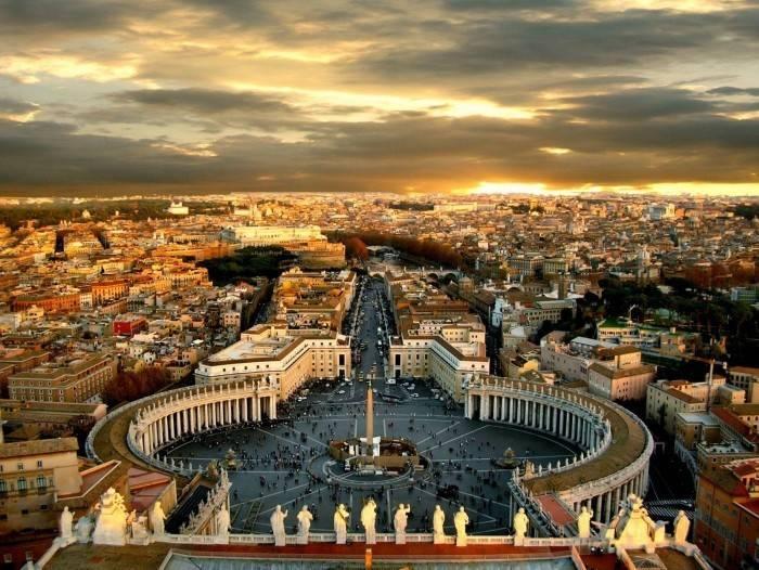 vatican_saint_paul. Roma.