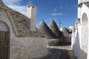 Trulli, Puglia, Alberobello