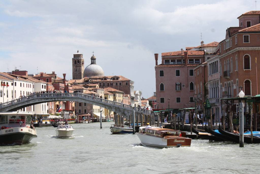 Венеция. Мост Скальци